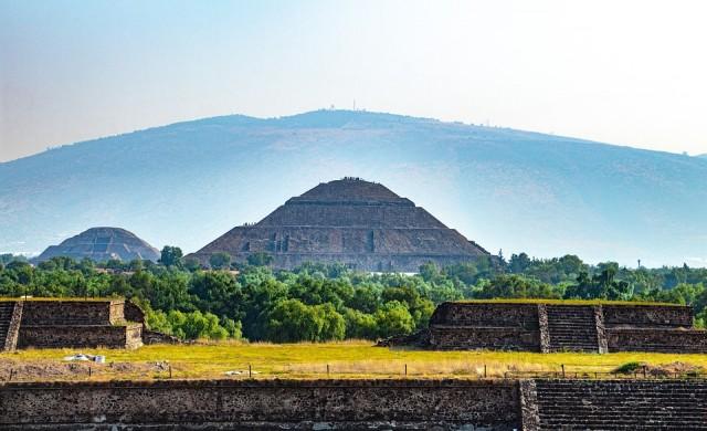 Древни градове, изгубени през вековете