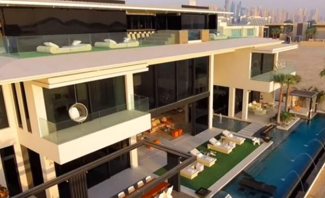 Имение в Дубай бе продадено за 30 млн. долара (видео)