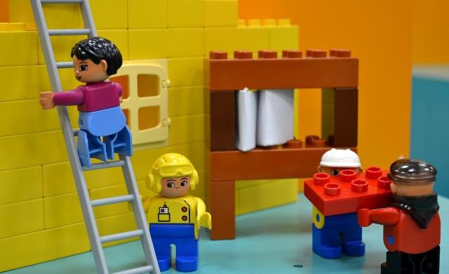 Бум на продажбите на Lego през 2020 г.