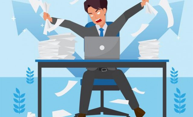 Какво се случва с тялото ви, когато мразите работата си