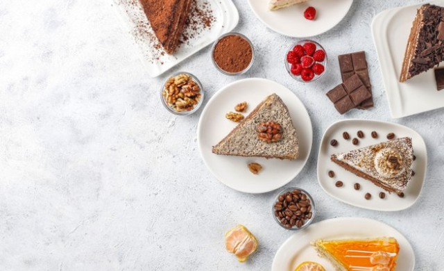 Какво ще се случи, ако ядете десерт всеки ден?