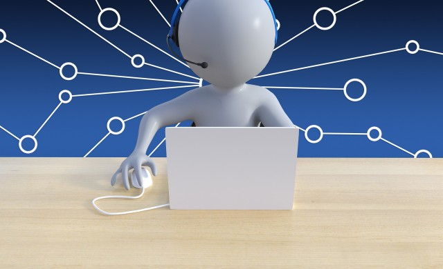 Роботите заменят все повече служители в кол центровете