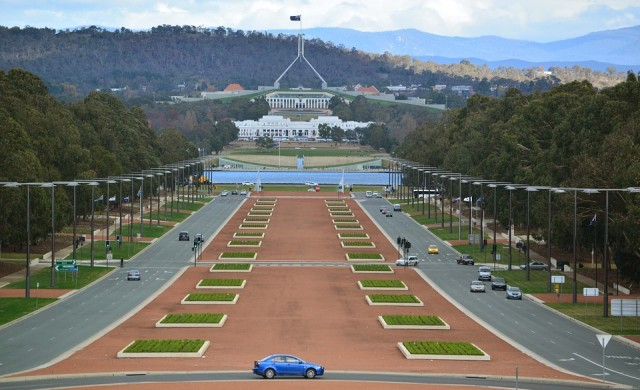 Скандал в Австралия, снимали порно в сградата на парламента