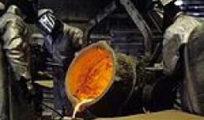 Индустриалното производство на Великобритания с най-голям спад от 1 година насам