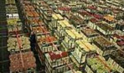 Вносът за януари 2007 г. нараства с 14.8% до 2.77 млрд. лв.