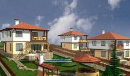 Строят 27 двуетажни къщи в традиционен български стил в с. Рудник
