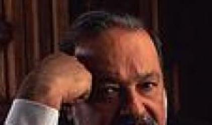 Мексиканският магнат Карлос Слим измести Уорън Бъфет от второто място на най-богатите в света