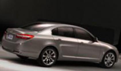 Хюндай излиза на пазара за луксозни автомобили Дженезис