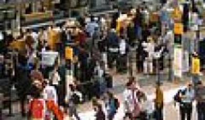 Пътническият поток на франкфуртското летище се е увеличил с 8,9% през март