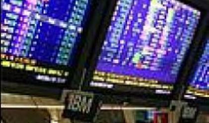 Индексът Dow Jones за пръв път завърши над 12 800 пункта вчера