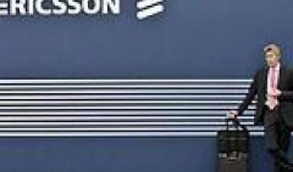 Печалбата на Ericsson се повишава с 27% през първото тримесечие