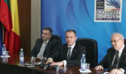 Изразихме съжаление, че Македония не получи покана за членство в НАТО