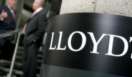 Печалбата на Lloyds преди данъци за 2007 г. достигна 4.9 млрд. евро