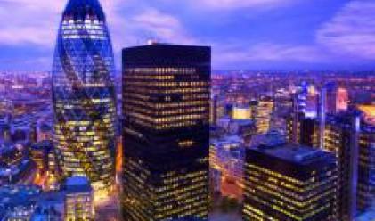 По-малко банкери наети в Лондон през март поради финансовата криза