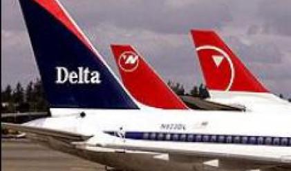 Авиокомпаниите Delta и Northwest се обединяват