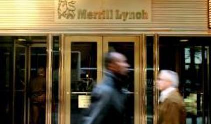 Очаква се Merrill Lynch да обяви отписване на активи за 6-8 млрд. долара