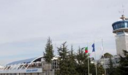 Дестинация - летище Бургас