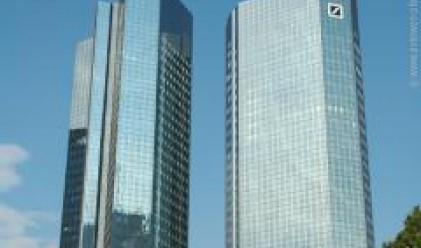 Deutsche Bank с първата си от пет години насам загуба през първото тримесечие