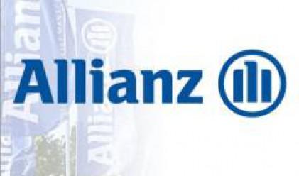Печалбата на Allianz се понижава с 66% през първото тримесечие