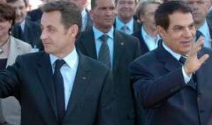 Саркози се споразумя с Тунис за строеж на нова АЕЦ