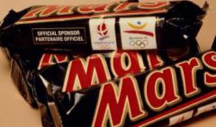 Сливания на шоколадови гиганти