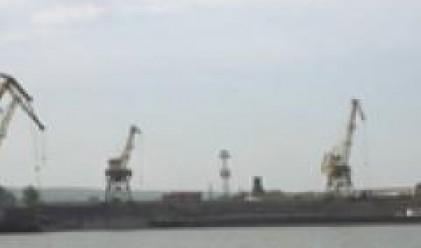 Пристанището в Лом намали товарооборота си заради кризата в