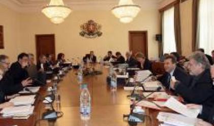 Станишев обявява структурните промени в кабинета