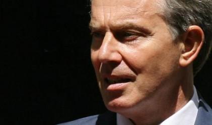 Блеър подлуди жители на британско селце