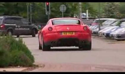 Ferrari 559 GTO излиза на пазара