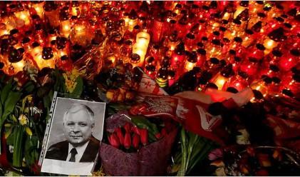 Полша скърби за Лех Качински