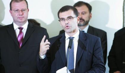 Дянков: Бюджетните приходи ще са 1 млрд. по-малко