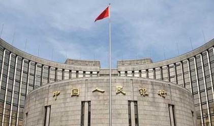 Кредитирането в Китай намалява с 43%