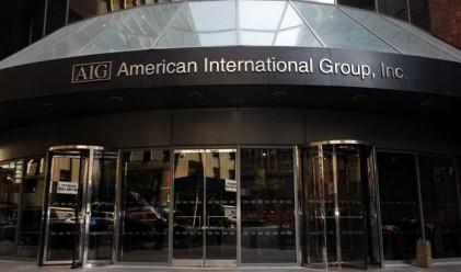 AIG набра 2 млрд. долара от продажбата на самолети