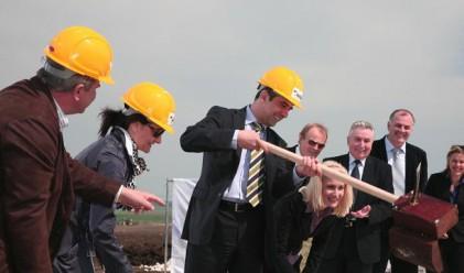 Вебер започна строеж на 2-и завод за строителни смеси у нас