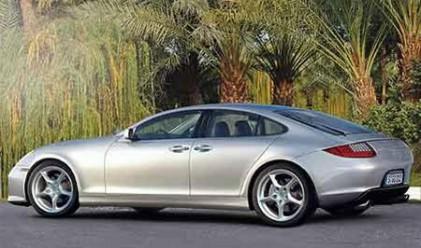 Porsche изтегля всички коли от новия модел Panamera