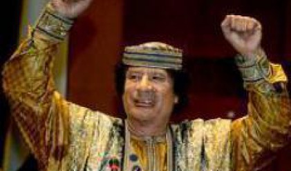 Преговаря ли Кадафи за оттегляне?