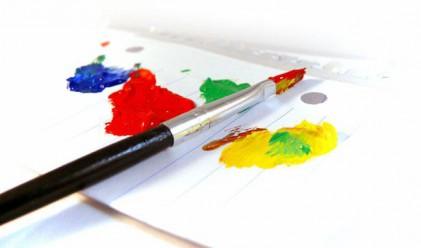 Крадец на картини откри призванието си- художник