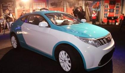 Първата руска хибридна кола- все по-популярна