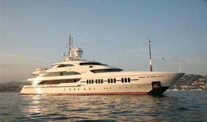 Представят най-голямата яхта в света