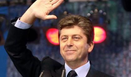 Първанов: Имам самочувствието на успял президент