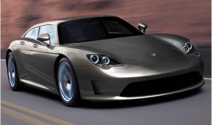 Porsche ще прави мини- Panamera