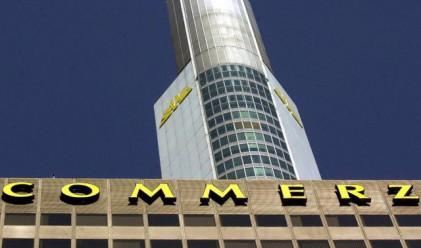 Comerzbank връща 14.3 млрд. евро на държавата