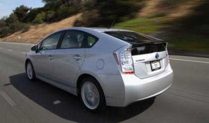 Продажбите на хибрида Prius в САЩ надхвърлиха 1 млн.