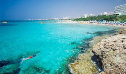 Кипърски плаж бе обявен за плаж номер 1 в Европа