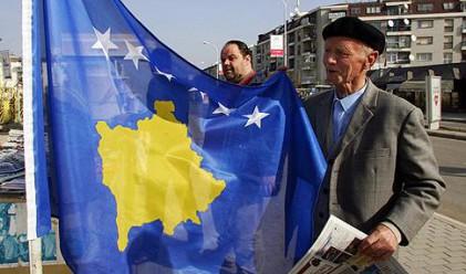 Жена застава начело на Косово