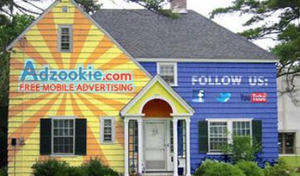 Ще превърнете ли къщата си в билборд, ако ви платят?