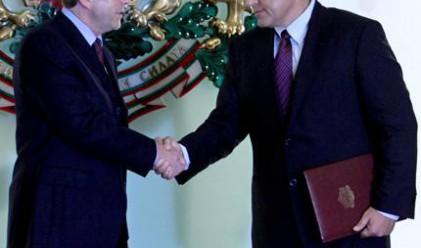 Правителството отказало на Първанов консултации за кризата