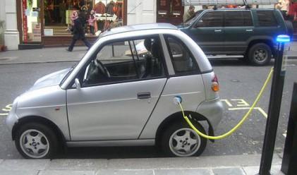 В Прага в момента е седмица на електромобилите