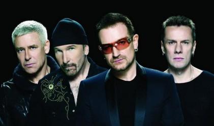 U2 с нов световен рекорд по приходи