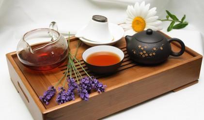 Най-скъпият чай в света
